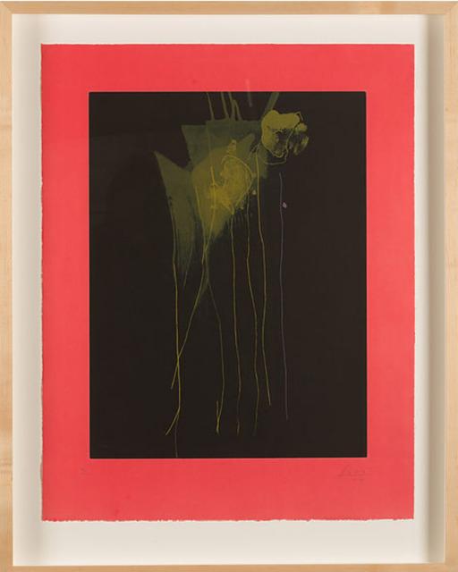 Helen Frankenthaler, 'Ramblas', ca. 1987-1988, Acquisitions Of Fine Art