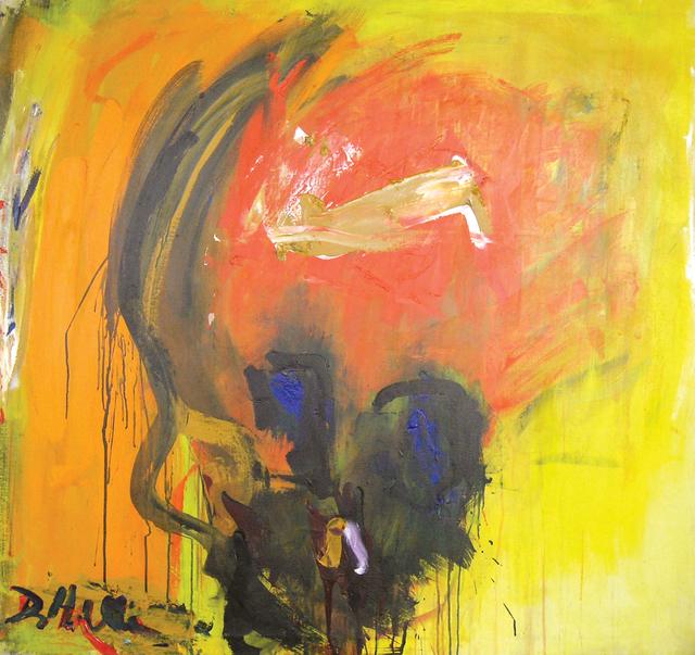 , 'The Mask (Skull),' 1962, Walter Wickiser Gallery