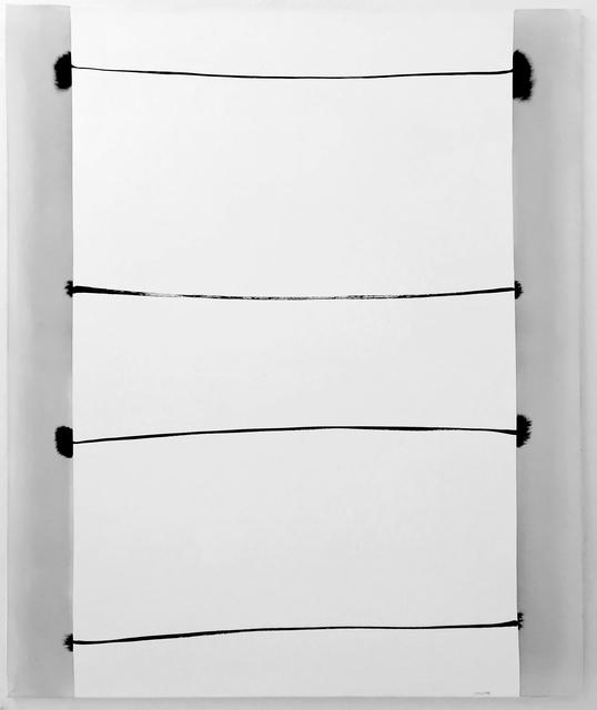 , 'Treffpunkte, waagrecht II,' 2005, SMUDAJESCHECK