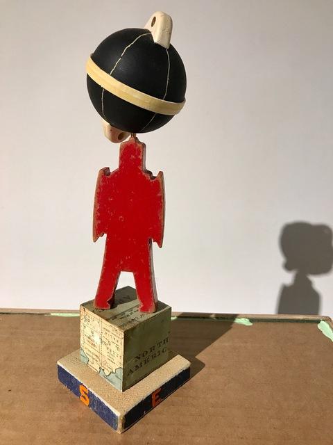 , 'Untitled Large Globe,' 2017, galerie 103