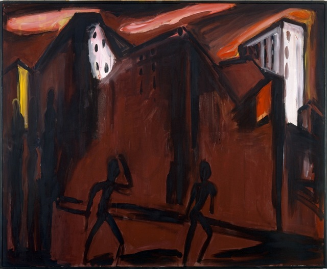 , 'Untitled (Berlin, Night),' 1982, Eleni Koroneou