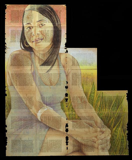 , 'Retrato de Gabriela,' 2017, Gallery 38