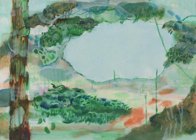 , 'Mixed Eyes II,' 2016, Tomio Koyama Gallery