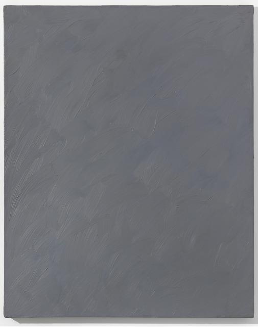 , 'Grau (Grey),' 1970, Gagosian Gallery