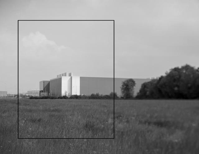 , 'Untitled Cloud 1,' 2016, Centre Culturel Irlandais