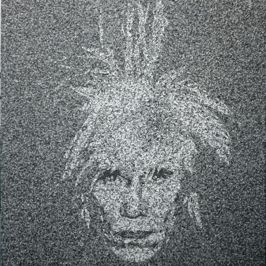 , 'Warhol,' 2016, Eden Fine Art