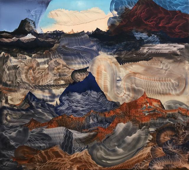 , 'Imaginary Storms,' 2017, Jonathan Ferrara Gallery