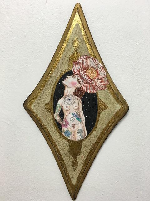 Lori Field, 'The Woman Card', 2016, Imlay Gallery