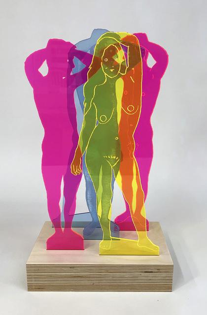 , 'MFMF [YRB],' 2019, Russo Lee Gallery