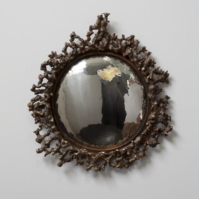 Michel Salerno, 'Le DinoHandmade Mirror', 2014, Maison Gerard