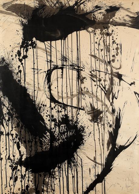 , 'Compostion ,' 1960, Galerie F. Hessler