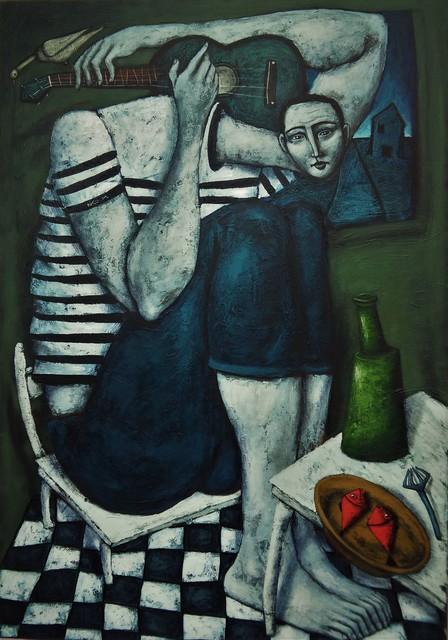 , 'Untitled,' 2017, Bouillon d'Art Galerie