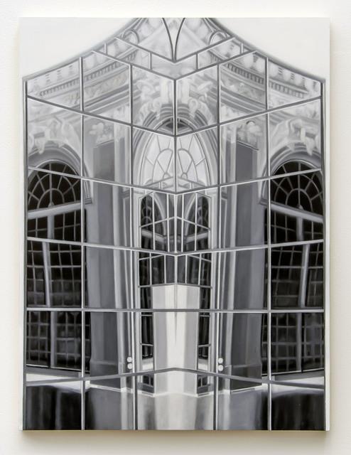Patti Oleon, 'Glass Palace', 2016, Edward Cella Art and Architecture