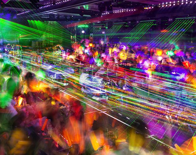 , 'Robot Restaurant, Tokyo (TV14625),' 2014, Benrubi Gallery