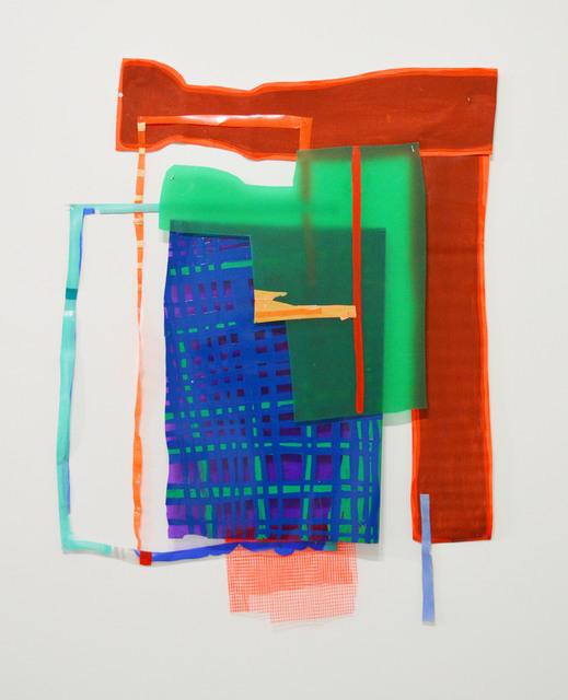 Ivelisse Jiménez, 'Else-were #4 (cosas transparentes y neon)', 2015, Diana Lowenstein Gallery