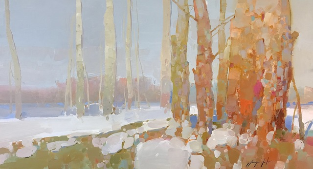 Vahe Yeremyan, 'Early Spring', 2019, Vayer Art