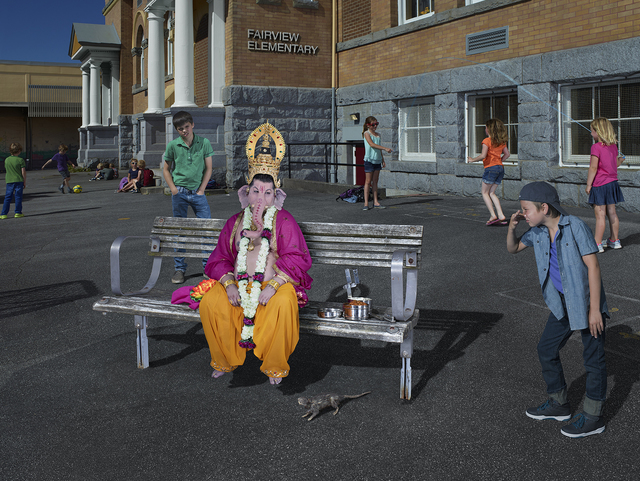 , 'Ganesha,' 2014, Madison Gallery