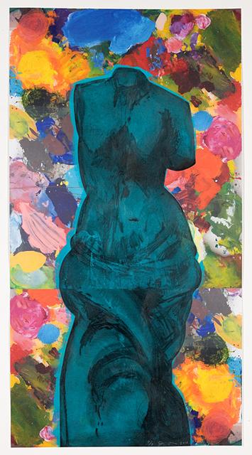 , 'Dark Blue Cloud,' 2010, Galerie Maximillian