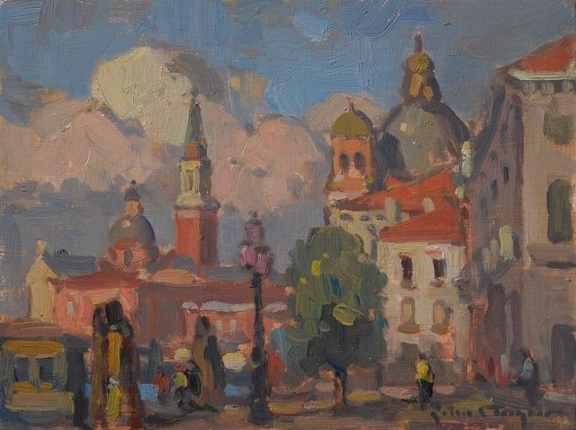 , 'Evening Light, Venice,' , J. Cacciola Gallery
