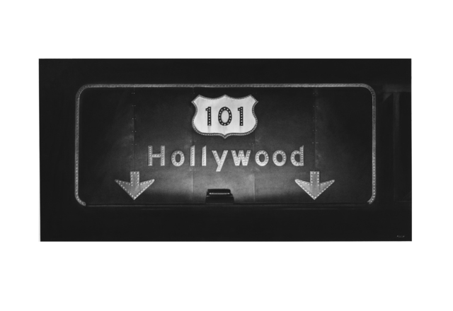 , '101 Hollywood,' 2018, KP Projects