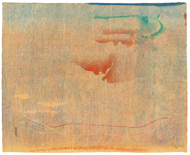 Helen Frankenthaler, 'Cedar Hill', 1983, Hindman