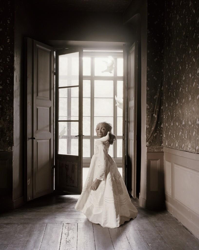 The Ivory Dress