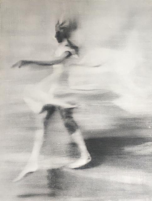 , 'Descending Girl,' 2016, Vera Munro