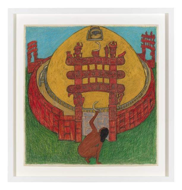 , 'Sanchi,' 2015, Rhona Hoffman Gallery