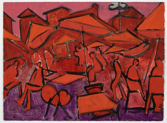 , 'Plaza,' 2016, Modern Art