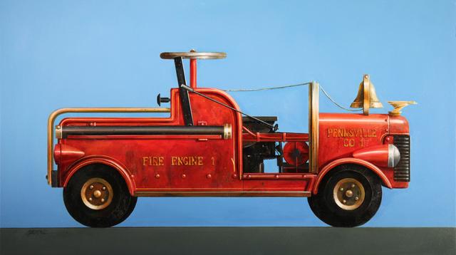 Wendy Chidester, 'Fire Engine (Pedal Car)', 2016, Arden Gallery Ltd.