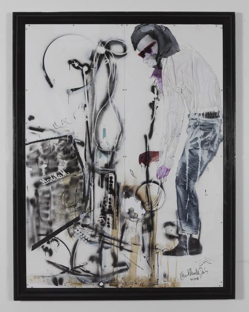 , 'WAX,' 2018, Galerie Nathalie Obadia