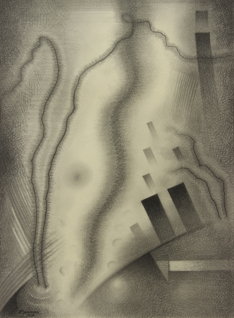, 'Vibrations,' 1933, Addison Rowe Gallery
