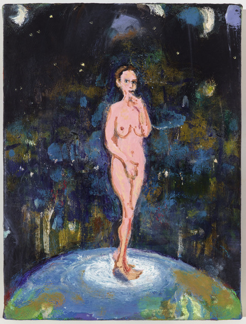 , 'The World,' 2015, Galerie Eva Presenhuber