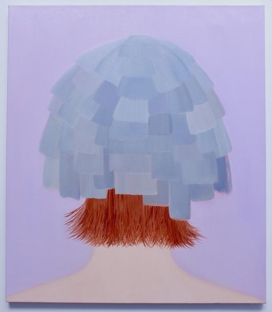 , 'Foils,' 2019, Daniel Benjamin Gallery