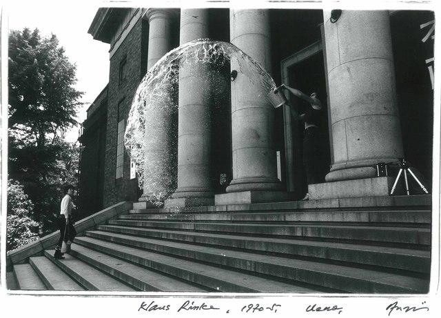 , 'Klaus Rinke, The 10th Tokyo Biennale '70 - Between Man and Matter, Tokyo Metropolitan Art Museum, May 1970,' 1970, White Rainbow