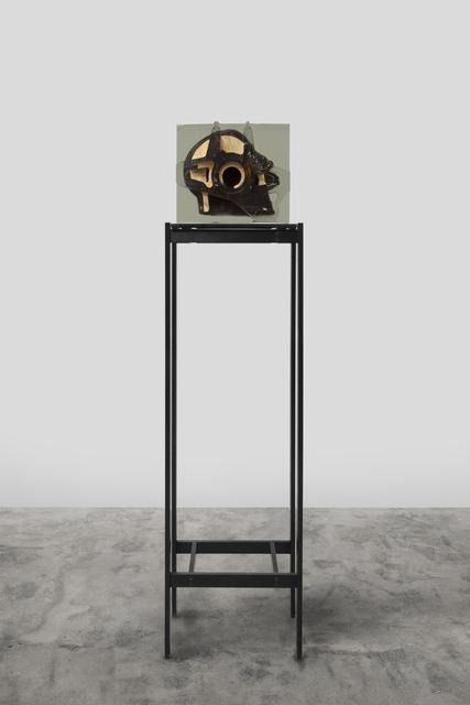 , 'Dark Silhouette: Angled Gaze,' 2018, Jessica Silverman Gallery