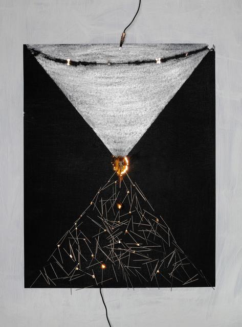 , 'Electro-graph #39,' 2015, Damiani