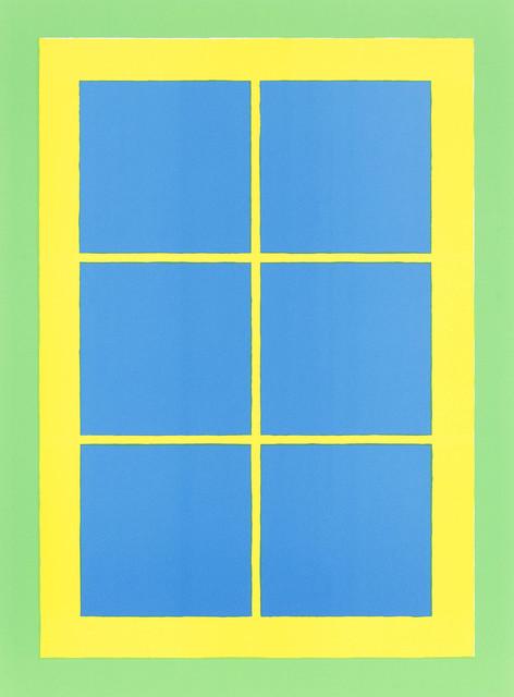, 'Seven Windows (series of 7 lithographs each 76x56 cm),' 2015, Edition Copenhagen