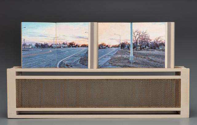 , 'Kit Carson, Colorado,' 2013, Valley House Gallery & Sculpture Garden
