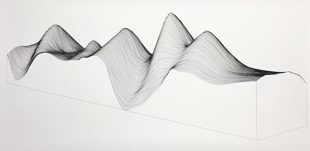 , 'Linescape 11,' 2017, Artemisa Gallery