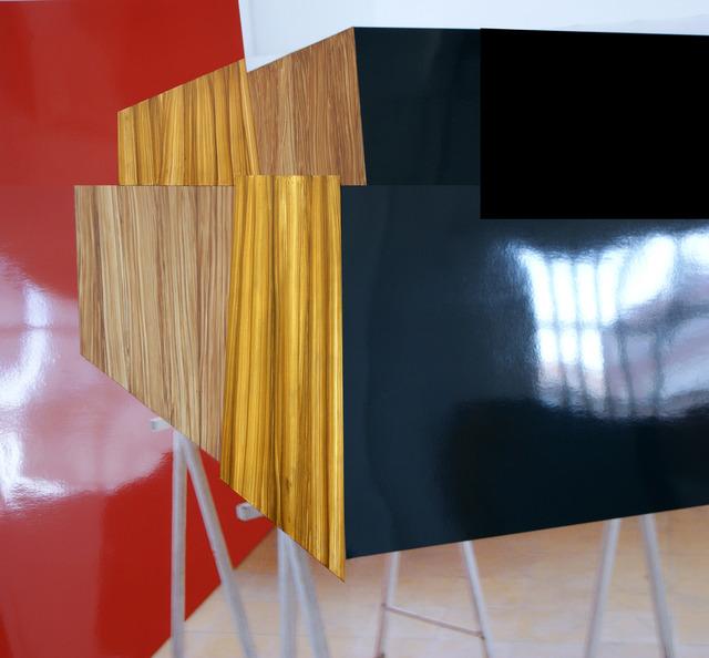 Pello Irazu, 'Brillo Doble 2AG', 2014, Yancey Richardson Gallery