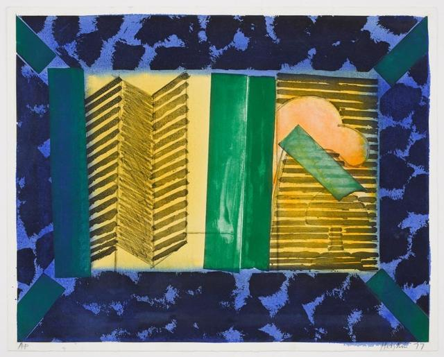 , 'Nick,' 1977, Alan Cristea Gallery