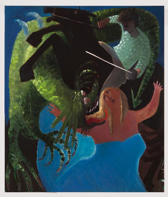 , 'Rescue,' 2016, Kent Fine Art