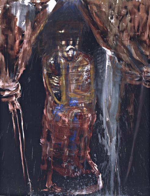 Julian Schnabel, 'Man of Sorrow (The King)', 1983, Collezione Maramotti