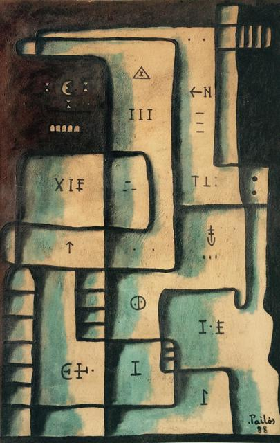 Manuel Pailós, 'Laberinto', 1988, Galería de las Misiones