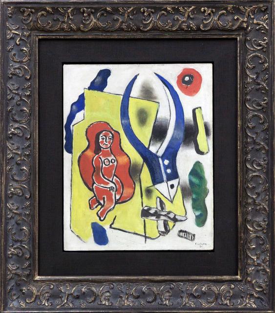 , 'La danseuse rouge,' 1930, Galerie Gmurzynska