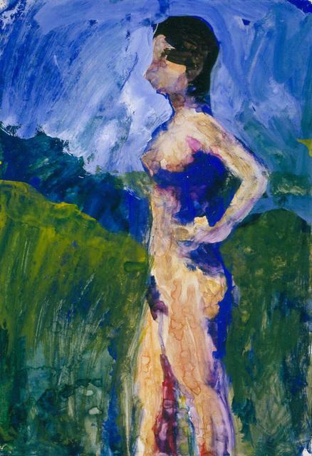 , 'Untitled,' 1957, Berggruen Gallery