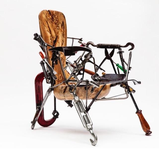 , 'Chair,' 2017, Mercado Moderno