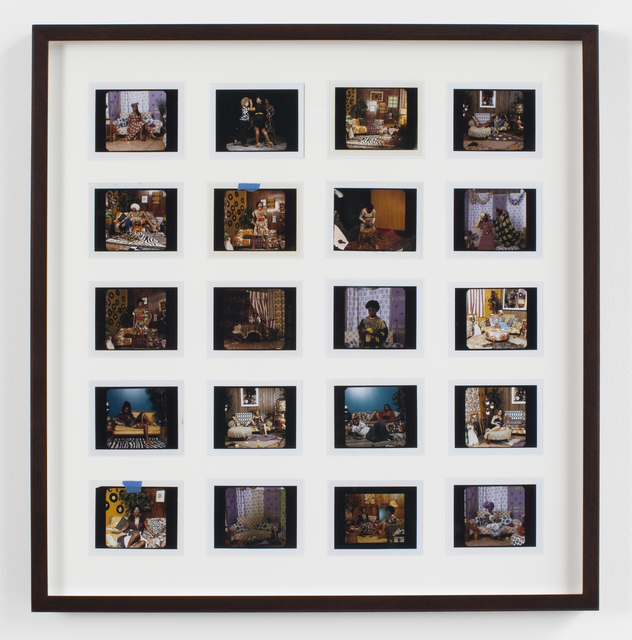 , 'Polaroid Series #9,' 2012, Kavi Gupta