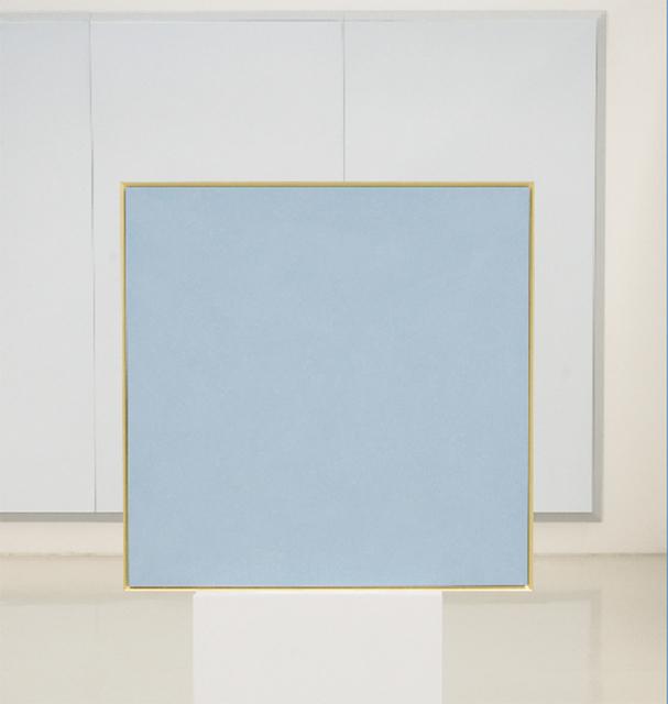 , 'Il colore e l'oro, azzurro,' 2016, Vistamare/Vistamarestudio